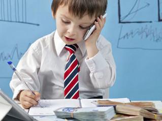 7 hábitos que estão fazendo seu filho abandonar a infância cedo demais