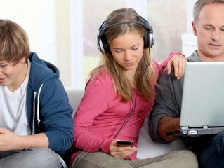 Internet e relações familiares: como lidar
