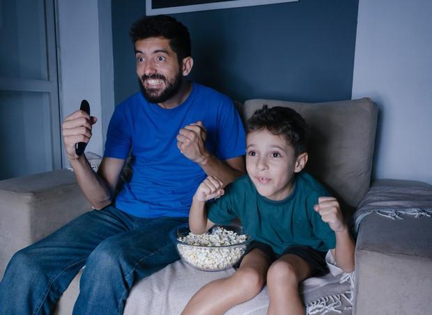 Seu filho ouve muitos palavrões durante os jogos?