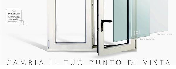 Oknoplast premium partner infissi in pvc porte finestre l'agorà del legno  extra light design perfezione