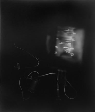 TPN , 2018 Photogram. $1000 framed