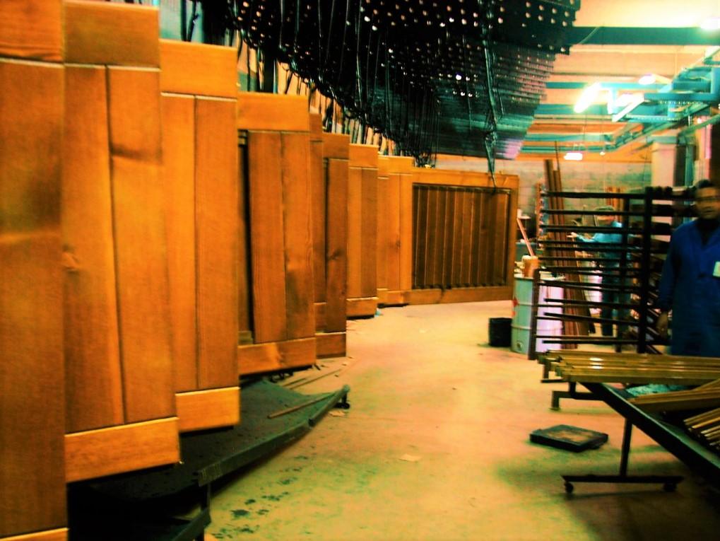 porte esterne in legno