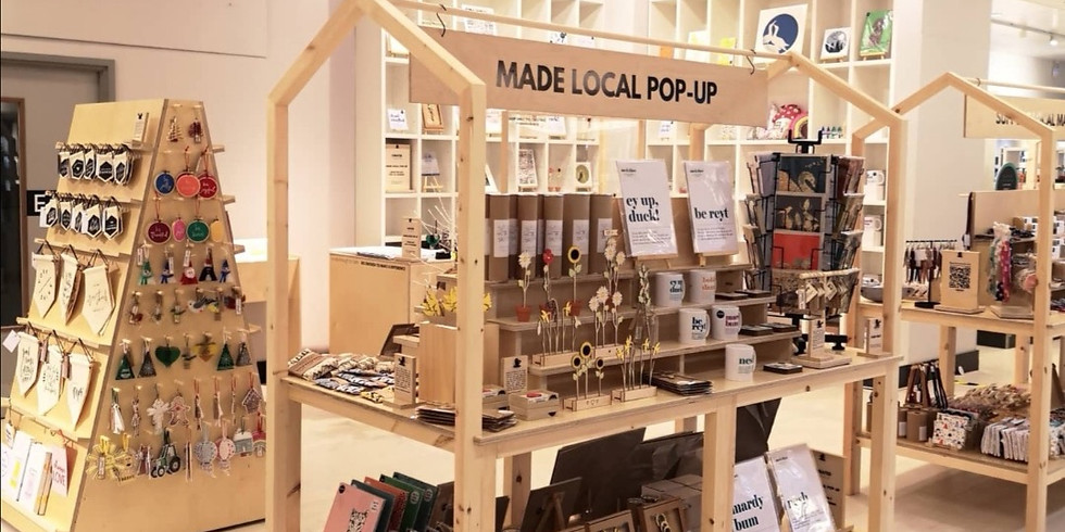 Curated Makers Virtual Pop-Up