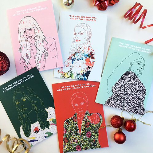 Inspirational Women Card Pack