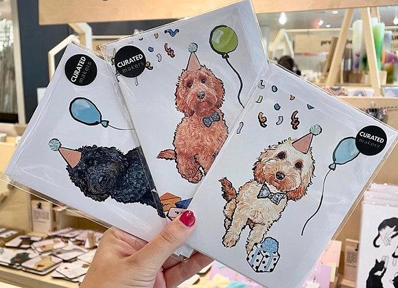 Cockapoo Cards