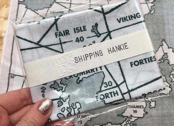 Shipping Hankie