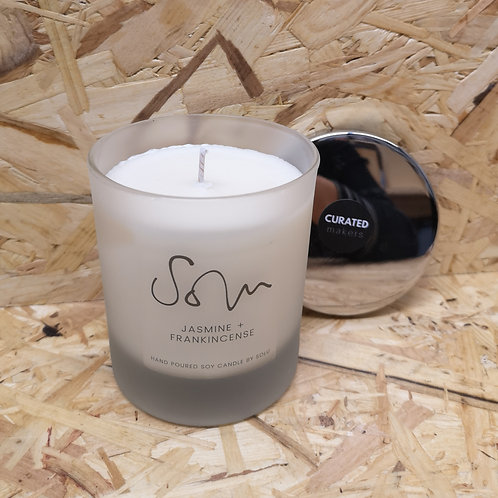 Soy Wax Candle 200g