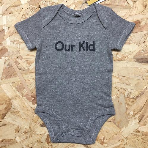 Grey Our Kid Vest