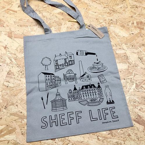 Sheff Life Tote - Grey