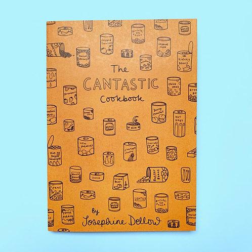 Cantastic Colouring CookBook