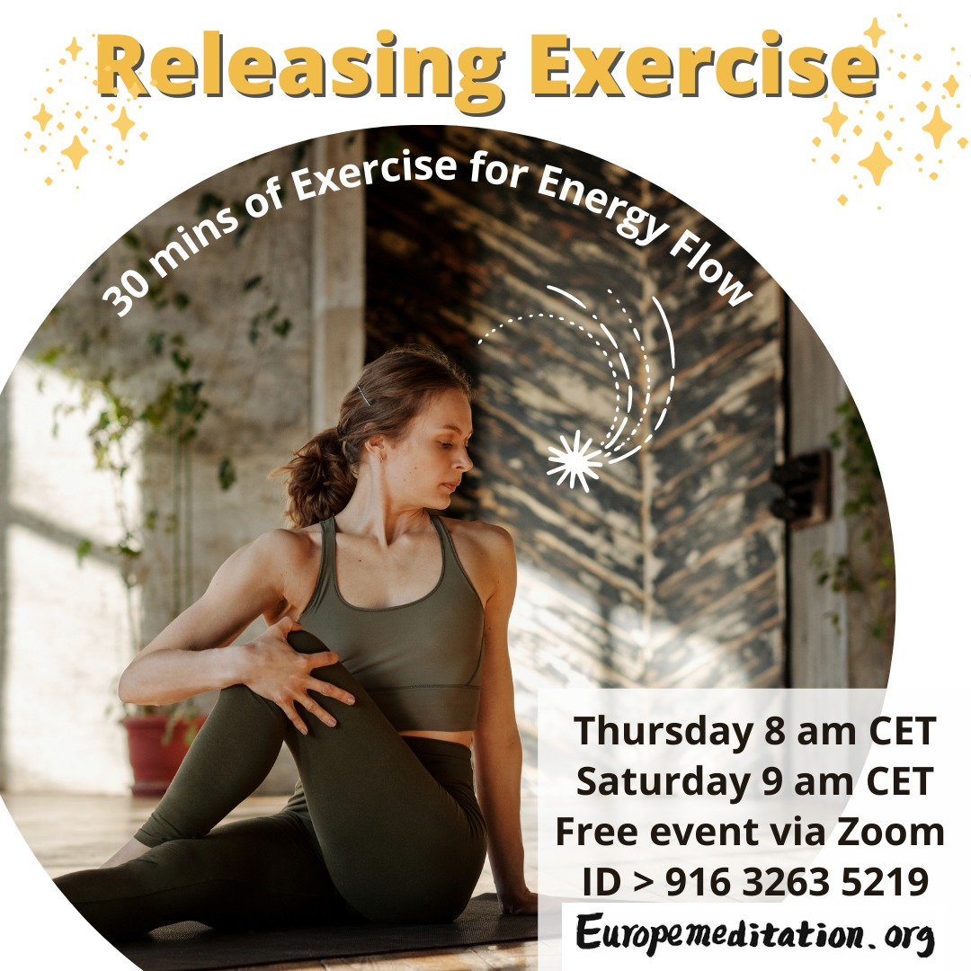 Releasing Exercise