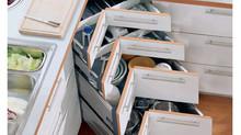 Blum corner drawers - advantages vs disadvantages