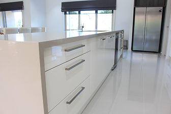 Ultra glaze kitchen doors Melbourne
