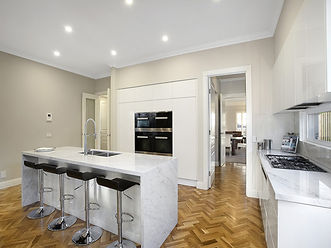 2 pack painted kitchen doors Melbourne
