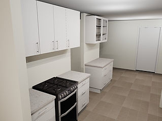 3d Kitchen image