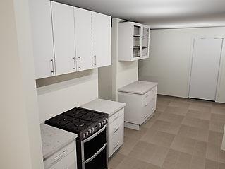 3d Kitchen image