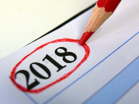 Tres consejos para realizar tus propósitos de año nuevo.