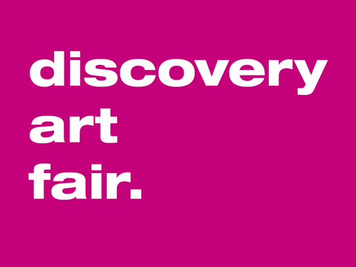 DISCOVERY ART FAIR COLOGNE April 2019