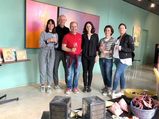 Presse: Wein – Kunst & Wohn-Accessoieres
