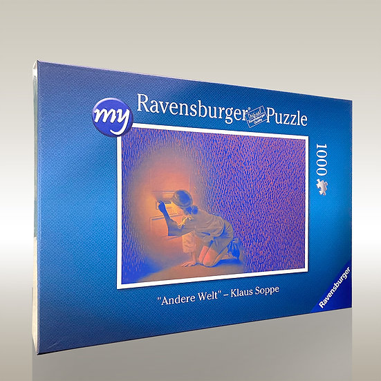 """Puzzle """"Andere Welt"""""""