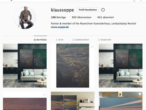 Besuche meinen Instagram-Account …