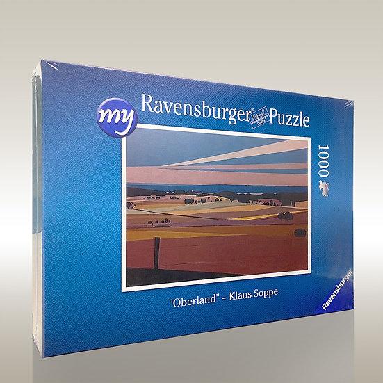 """Puzzle """"Bayerisches Oberland"""""""