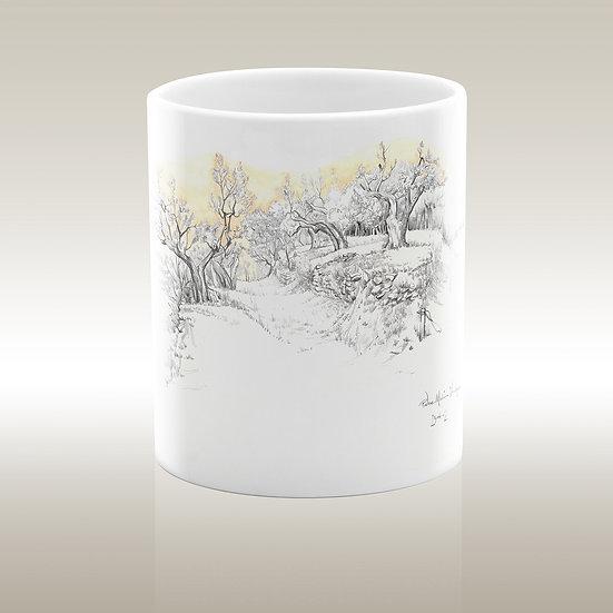 Art-on-a-mug – Keramiktasse