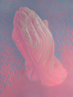 KLAUS-SOPPE_handschuhe-1_MALEREI_ACRYLMA