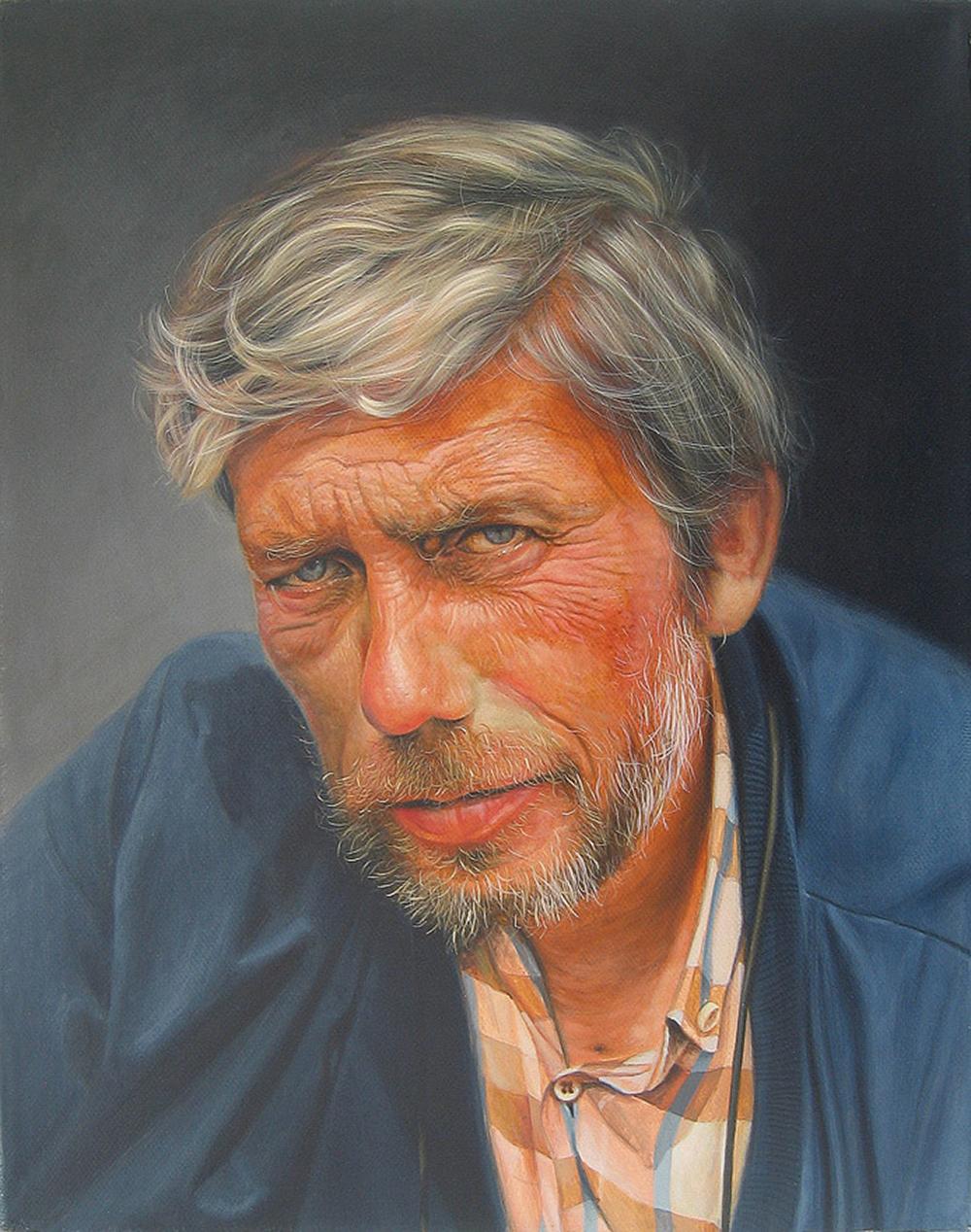 KLAUS-SOPPE_Portrait_Portraitmalerei_Fot