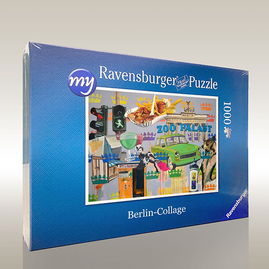 "Puzzle ""Stadtcollage Berlin"""