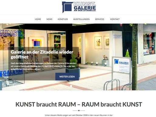 """Ausstellung in der 'Galerie an der Zitadelle"""""""