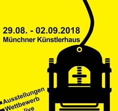 August / September 2018 – Internationale Lithographietage, Künstlerhaus München