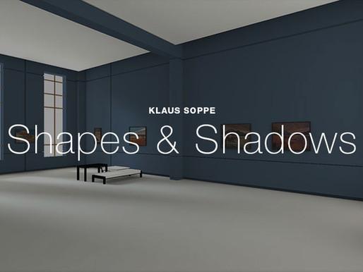 """NEU! 3D-Ausstellung """"Shapes & Shadows"""""""