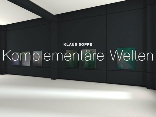 """NEU! 3D-Ausstellung """"Komplementäre Welten"""""""