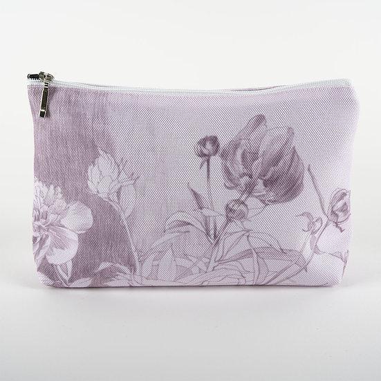 Cosmetic bag, lilac