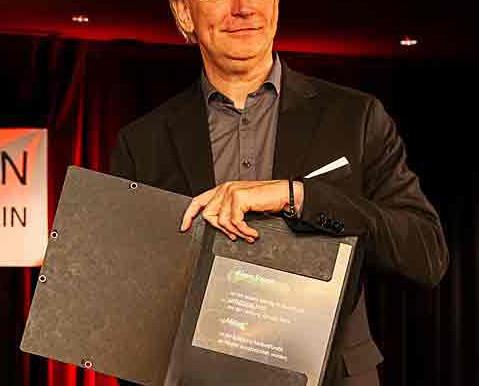 Auszeichnung von ARTINNOVATION