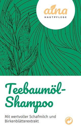 Teebaumölshampoo