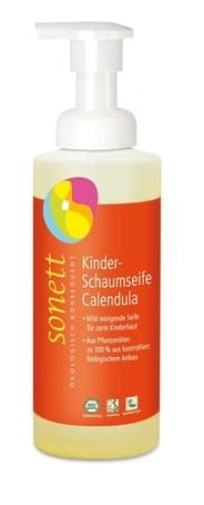 Kinder-Schaumseife Calendula