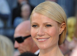 Gwyneth Paltrow: Yelling at water hurts its feelings