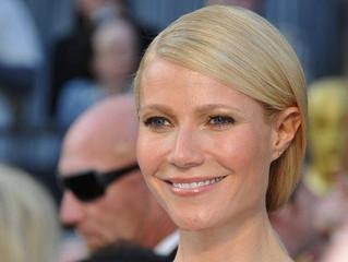Gwyneth Paltrow: Yelling at water hurts its feelings