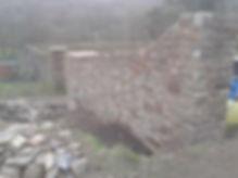 stonemasonry a stone wall