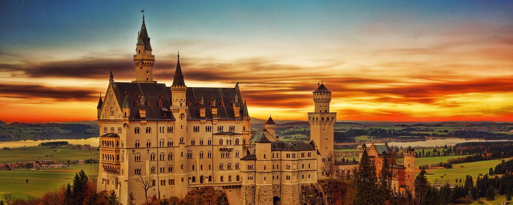 Schloss Neuschwanstein in Schwangau - Städtereisen - Kurzurlaub in Deutschland | Anders reisen, alternative Reisen, Reisetrends, außergewöhnliche Reisen, exklusive Reisen