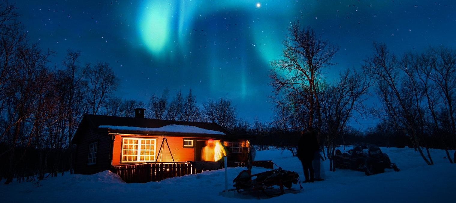 Wildromantische Cabin-Übernachtung | Anders reisen, alternative Reisen, Reisetrends, außergewöhnliche Reisen, exklusive Reisen