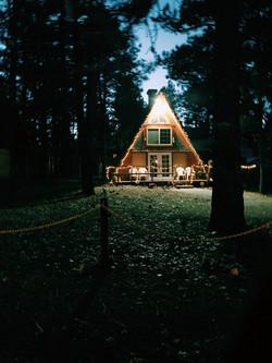 A-Frame Cabin am Big Bear Lake in den San Bernardino Mountains