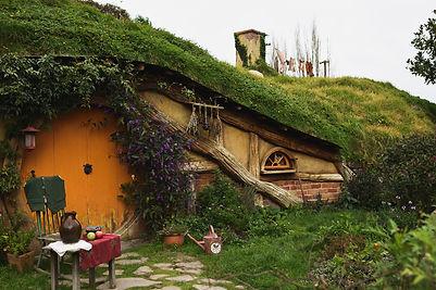 Hobbit-Cabin - nikhil-prasad-xBqyyNx9C8g