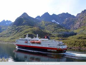 Norwegen - Der weltweit erste Tunnel für Kreuzfahrtschiffe wird gebaut