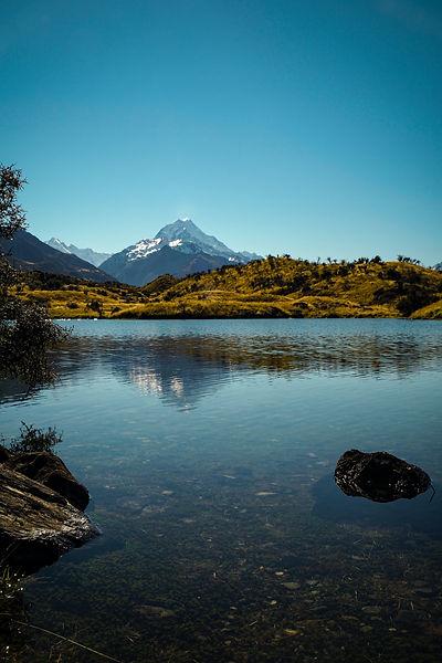 Glass-Cabin - Neuseeland - kuno-schweize