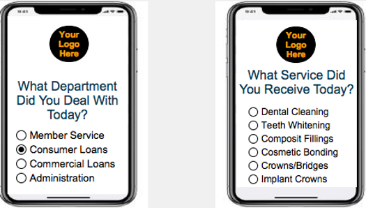 Feedback Survey Mobile