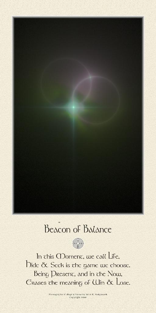 Beacon of Balance