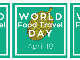 World Food Travel Day!